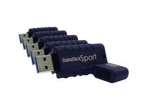 Centon S1-U3W2-32G-5B Valuepack Usb 3.0 Datastick Sport (Blue) , 32Gb 5 Pack