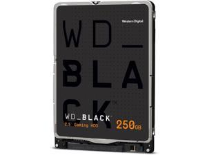 "WD WD2500LPLX Black WD2500LPLX 250 GB Hard Drive - 2.5"" Internal - SATA (SATA/600) - Black"