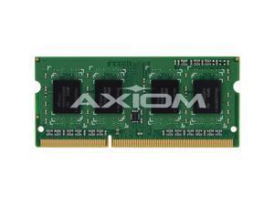 Axiom 8GB DDR3-1600 SODIMM for Apple # MB1600/8G-AX - 8 GB (1 x 8 GB) - DDR3 SDRAM - 1600 MHz - - -