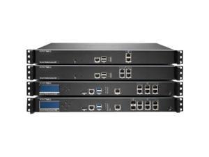 SonicWALL - 02-SSC-2800 - SonicWall SMA 210 Network Security/Firewall Appliance - 2 Port - 10/100/1000Base-T - Gigabit