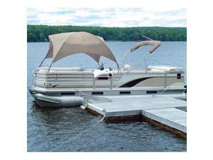 Taylor Made Pontoon Easy-Up Shade Top - Sand