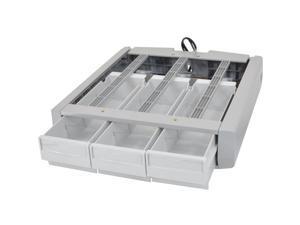 Ergotron SV43/44 Supplemental 4 Compartment 3 Drawer Attachment 97-849