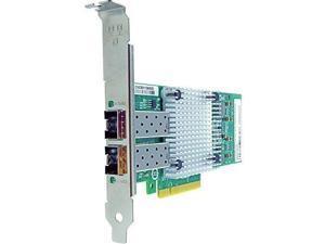 Axion 665243-B21-AX Axiom PCIe x8 10Gbs Dual Port Fiber Network Adapter for HP - PCI Express 2.0 x8 - 2 Port(s) - Optical Fiber