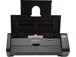 Iris Iriscan Pro 5-High-Performance Duplex Desktop Scanner