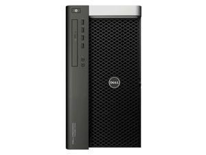 Dell Precision T7910 Mid-Tower Workstation - 2x Intel Xeon E5-2660 v3 2.6GHz 10 Core Processors, 32GB DDR4 Memory, 512GB NVMe SSD, 4TB HDD, Nvidia Quadro M2000 Graphics Card, Windows 10 Pro