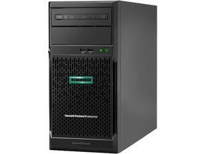 HP ProLiant ML30 Gen10 Tower Server, Intel Xeon E-2124, 32GB DDR4, 4TB SSD, RAID, Windows Server 2019 Standard