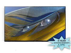 """Sony XR-65A80J 65"""" OLED BRAVIA XR 4K Ultra HD Smart TV with an Additional 4 Year Coverage by Epic Protect (2021)"""