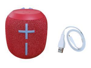 Ultimate Ears UE Wonderboom 2 Portable Waterproof Bluetooth Speaker Radical Red