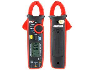 UNI-T UT210E True RMS AC/DC Current Mini Clamp Meters w/ Capacitance Tester Digital Multimeter Megohmmeter pinza amperimetrica