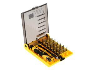 45pcs mini Hardware Screwdriver bits set Tool kit chave de fenda tournevis precision tool destornillador electricista cacciaviti