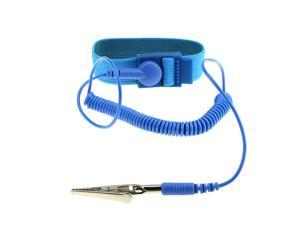 Anti Static ESD Wristband Wrist Strap spyderco  Discharge Cables with Clip For Sensitive Electronics Repair Work Tools