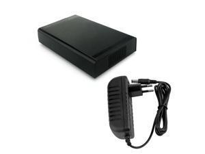 """3.5"""" USB 3.0 SATA HD Box 1-8TB HDD Hard Drive USB 3.0 12V 2A External Hard Drive Box For Desktop PC"""