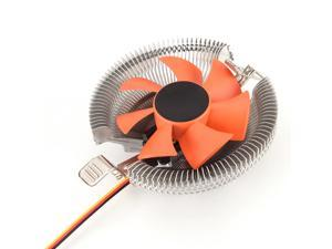 JETTING High Speed Rotation CPU Cooling Heatsink CPU Cooler Radiator Cooling Heatsink For Intel LGA 775 Fans Cooling