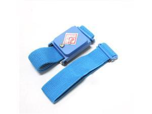 New Anti Static Antistatic Esd Cordless Wrist Strap Band Blue Free Shipping Volume Large Back To Search Resultstools