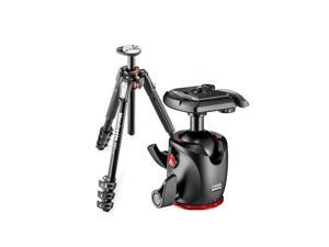 Manfrotto MT190 XPRO4 Aluminum 4-Section Tripod with MHXPRO-BHQ2 XPRO Ball Head