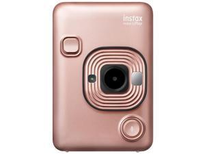 FUJI FILM USA 16631851 Instax Hybrid Mini LiPlay Gold