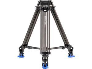 Benro C673TM 3-Section Dual Stage Carbon Fiber Video Tripod with 75mm Bowl