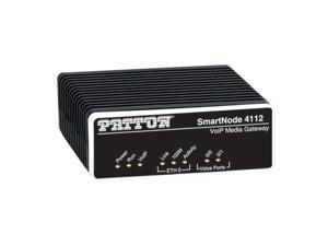 Patton-PAT-SN4112-JS-EUI SmartNode 2 FXS VoIP Gateway SIP