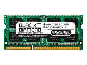 4GB RAM Memory for Sony VAIO VPC S Series S137GX/S Black Diamond Memory Module DDR3 SO-DIMM 204pin PC3-8500 1066MHz Upgrade