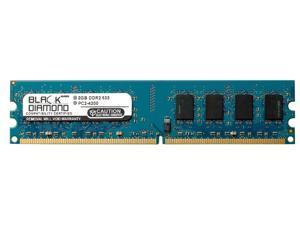 2GB RAM Memory for EVGA nForce Series 680i SLI 240pin PC2-4200 DDR2 DIMM 533MHz Black Diamond Memory Module Upgrade