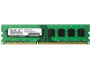 8GB RAM Memory for ASRock Motherboards P67 Extreme4 Gen3 240pin PC3-12800 DDR3 DIMM 1600MHz Black Diamond Memory Module Upgrade