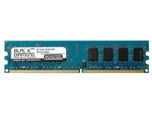 1GB RAM Memory for EVGA nForce Series 680i SLI 240pin PC2-5300 DDR2 DIMM 667MHz Black Diamond Memory Module Upgrade