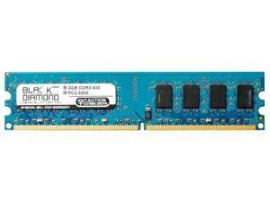 2GB RAM Memory for BFG Desktops nForce 680i SLI 240pin PC2-3200 DDR2 DIMM 400MHz Black Diamond Memory Module Upgrade
