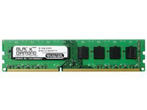 1GB RAM Memory for ASRock Motherboards P67 Pro3 240pin PC3-12800 DDR3 DIMM 1600MHz Black Diamond Memory Module Upgrade