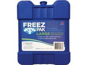 Lifoam Freez Pak 42 Oz. Blue Cooler Ice Pack 1035041