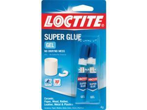 LOCTITE 0.07 Oz. Super Glue Gel (2-Pack) 1399965