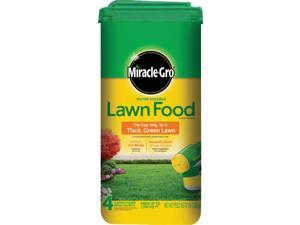 5Lb Miracle-Gro Lawn Food SCOTTS COMPANY Soluble Plant Food 1001832 073561001830