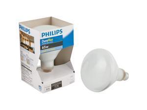 Ge Current Incandescent Bulb,BR40,730/500 lm,65W  65R40/FL/MI-1  120V