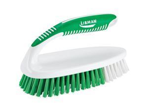 Libman Green Bristle Big Scrub Brush 1090