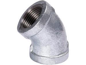Southland 2 In. 45 Deg. Galvanized Elbow (1/8 Bend) 510-208BG