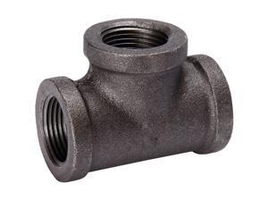 Southland 2 In. Malleable Black Iron Tee 520-608BG