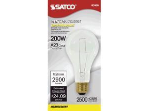GE 16069 - 200A/CL/1 A21 Light Bulb