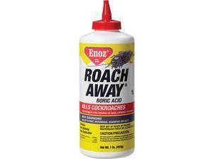 Enoz Roach Away 16 Oz. Ready To Use Powder Ant & Roach Killer R47.6