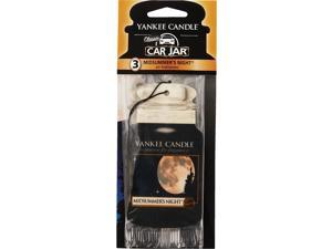 Yankee Candle Car Jar Car Air Freshener-MIDSUMNITE CAR FRESHENER