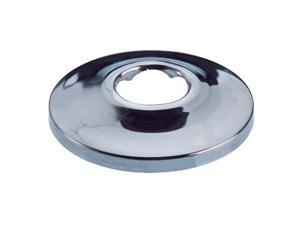 ProLine 1/2 In. IPS Chrome Iron Flange 158-103 Pack of 25