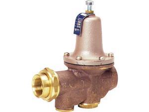 Watts 3/4 In. Bronze Pressure Regulator LF25AUBZ3 3/4