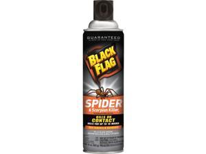 Black Flag 16 Oz. Aerosol Spray Spider & Scorpion Killer HG-11027