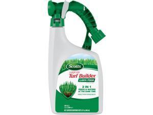 Scotts Turf Builder 32 Oz. 2000 Sq. Ft. 29-0-3 Liquid Lawn Fertilizer 5420406