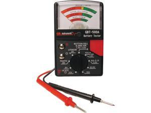 GB Electrical GBT-500A Deluxe Battery Tester-BATTERY TESTER