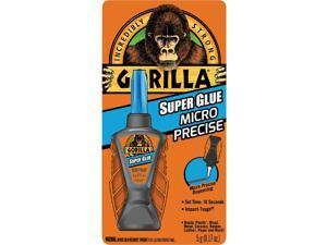 Gorilla 5.5g Liquid Micro Precise Super Glue 6770002