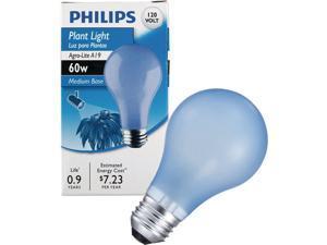 GE 41624 - 60A/PL Standard Plant Aquarium Terrarium Light Bulb