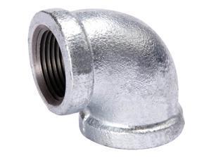 Southland 1-1/4 In. 90 Deg. Galvanized Elbow (1/4 Bend) 510-006BG