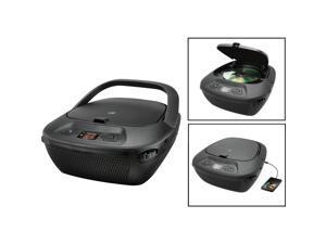 GPX Bluetooth CD Fm Boombox BCB119B