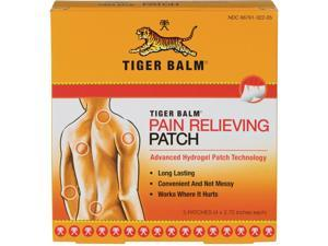 Tiger Balm Pain Relieving Patch (5 Count) T-32206