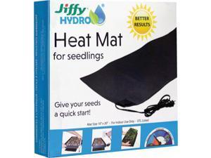 Jiffy Hydro 10 In. x 20 In. 17.5W Seedling Heat Mat KHEATMAT-8