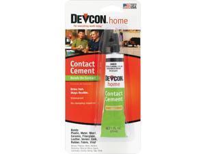 Devcon 1 Oz. Amber Contact Cement 18045